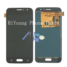 Touch Screen For Galaxy J1 J120F J120M J120H J120 LCD Display Digitizer Panel Glass Assembly Without Light Adjustable With Tools