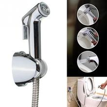 High Quality Multifunction Handheld Toilet Spray hose Bidet Bathroom Sprayer Wall Mounted Shower Head Set