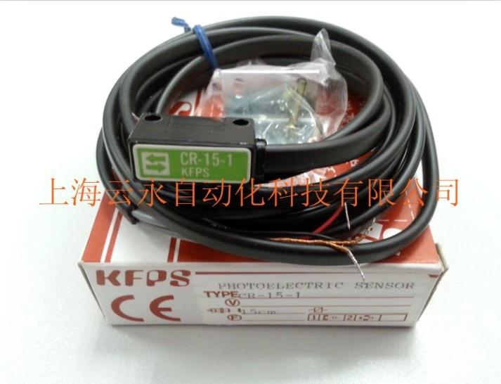 new original CR-15-1  Taiwan kai fang KFPS photoelectric sensor<br>