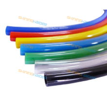 ID 2 2.5 3 4 5 5.5 6 6.5 7.5 8 9.5 10mm red blue black transparent clear PU tube polyurethane tube pneumatic PU tube air PU hose(China)