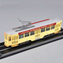 1/87  Mini Model New 316 Bruxelles Serie 5000 (Ateliers de la Dyle) 1935 New Tram Truck Bus Toy Figure For Children Gift