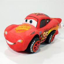 27cm Movie 95# Cars Plush Toys Cute Cars Plush Doll For Birthday Gift(China)
