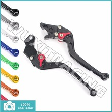 Billet Long Straight Brake Clutch Levers for KAWASAKI ZXR400 ER-5 GPZ 500 S EX 500 NINJA KALE 500 ZX-6R NINJA ZZR 600 ER-6 N F