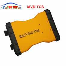NEW arrival MVD Multi Vehicle Diag like cdp +  no bluetooth software 2014.R2 OBD2 Diagnostic Tool Same As Diagnostic tcs cdp Pro
