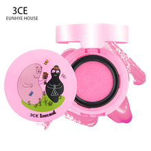 3CE Eunhye House Face Makeup Air Cushion Blush High Quality Face Blusher Bronzer Makeup Mineralizes Cheek Smooth Blush Cosmetics