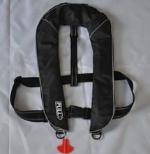 Free shipping SOLAS approved new inflatable life jacket marine life jacket PFD for 150N EN396 certified