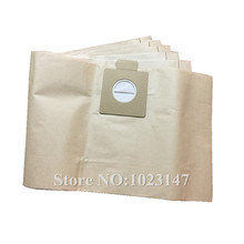 (5 pieces/lot) Vacuum Cleaner Bags 20 L Paper Dust Bag for Electrolux Z803