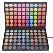 Free shipping Pro 120 Full Color Eyeshadow Palette Eye Shadow Makeup 3# Contain Matte And Shine Make up Pallete Kit