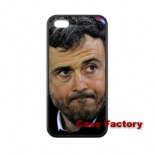 New TPU Soccer Coach Luis Enrique For HTC One M8 M9 Mini M4 Desire 816 iPhone 4 4S 5 5S 5C 6 6S Plus SE iPod Touch 4 5 6
