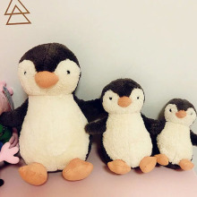 soft  baby children care penguin toy comfortable penguin plush pillow China manufacturer