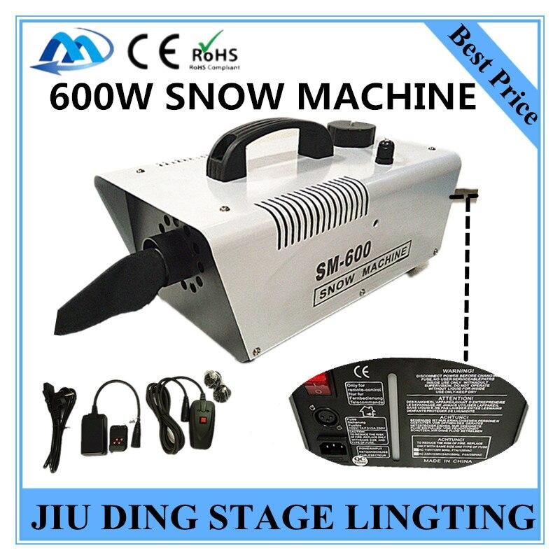 600W snow machine /remote + Wire control wedding snow machine professional stage DJ equipment Snowmaking machine<br><br>Aliexpress