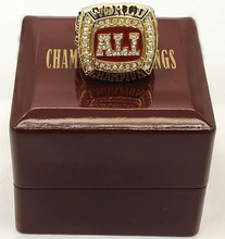 2016 New Arrival Super Bowl 1964 1974 1978 Muhammad Ali championship ring boxing championship ring With Wooden Boxes