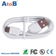 AtoB USB Type C Cable Short Cord (3.28foot) PC PVC USB-C Type C USB Cable for Power Bank Xiaomi 4c LG G5 Nexus 6P/ 5X Zuk Z1