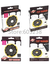 EMS Free Shipping Wholesale 30Pieces Wonderful Donut ! USB Powered Donut Mug Warmer Giant Donut Warmer Coaster