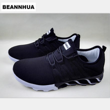 BEANNHUA 201 new spring and summer blade low breathable mesh of sports shoes running shoes sneakers wholesale manufacturer