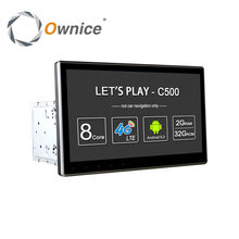"Ownice C500 10.1"" Universal 2 din Car dvd radio Player Navigation GPS Android 6.0 Octa Core 4G LTE 2GB+32GB DAB+ TPMS Carplay"