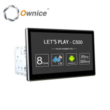 "Ownice C500 10.1"" Universal 2 din Car dvd radio Player Navigation GPS Android 6.0 Octa Core 4G LTE 2GB+32GB DAB+ TPMS Carplay(China)"