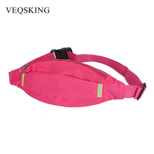 Lightweight Running Sport Waist Bag, Men Women's Waist Bag, Gym Sport Belt Bag, Running Waist Pack 6 Colors(China)