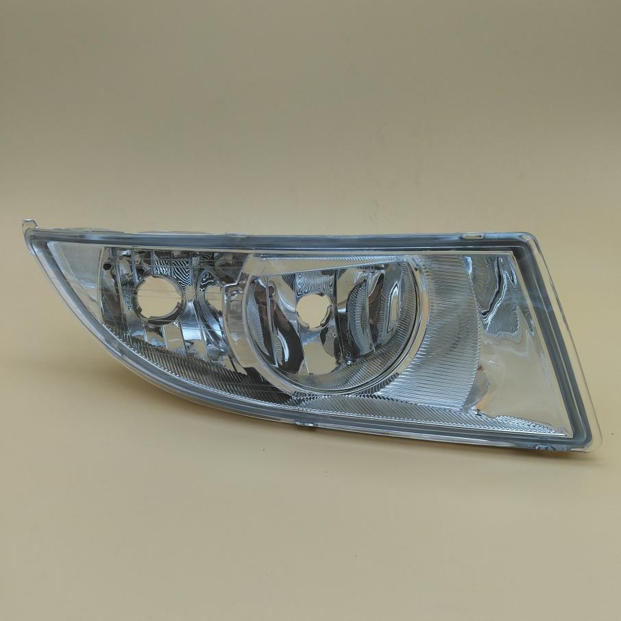 For Skoda Fabia MK2 Facelift 2011 2012 2013 2014 2015 Car-styling Front Halogen Fog Light Fog Light Passenger Right Side<br>