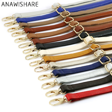 ANAWISHARE Handbags Leather Strap Belts Shoulder Bag Strap Replacement Handbag Strap Accessory Bags Parts Adjustable Belt 135cm
