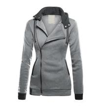 Women Hoodies Sweatshirts Spring Autumn Hoodies Women Zipper Design Hoody Women Hooded Jacket S-XXL LJ7745C