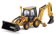 1:50 scale DieCast Model 55143 norscot caterpillar cat 420E CENTER PIVOT BACKHOE LOADER toy(China)