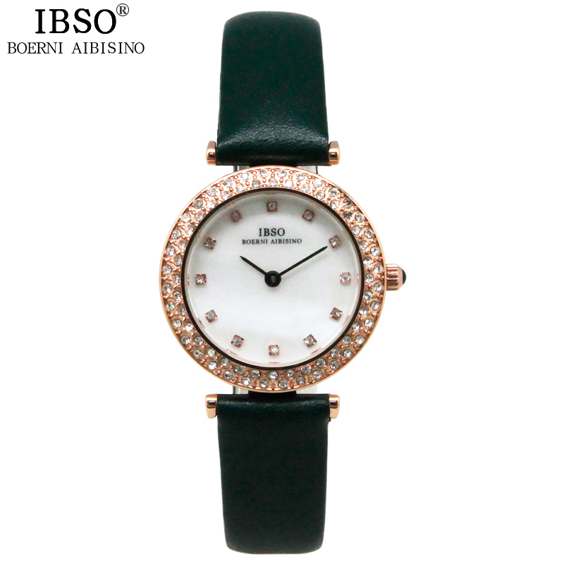 IBSO Luxury Dress Waterproof Clock Woman Vogue Party Crystal Diamond Ladies Designer Watches Casual Outdoor NewMontre Femme<br><br>Aliexpress