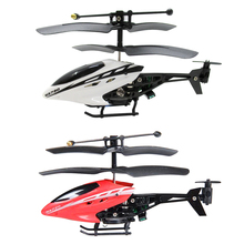 1 Pc Mini Portable HX720 2CH RC Helicopter Kids Child Infrared Remote Control Vertiplane Toy Best Gift (White/Red)(China)