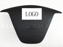 High Quality NEW Car Parts Driver SRS Steering Wheel Airbag Cover For Kia K3 With Emblem LOGO