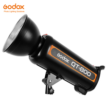 Godox QT Series QT800 800WS High-Speed Photography Studio Strobe Flash Modeling Light Recycling Time 0.05-1.5s(China)