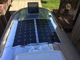 flexible sunpower solar panel 1
