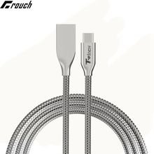 Buy Twitch Micro USB Cable Metal Fast Charging Type C Mobile Phone Charger Wire Type-C USB C Data Cable Iphone Samsung Xiaomi for $2.49 in AliExpress store