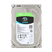 Seagate 2TB Video Surveillance HDD Internal Hard Disk Drive 7200 RPM SATA 6Gb/s 3.5-inch 64MB Cache ST2000VX008 HDD For Security