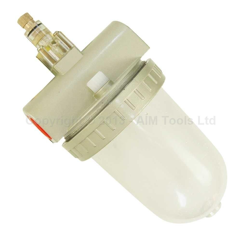 Large Volume Compressor Air Line Industrial Oil Feeder Lubricator Tool QIU-25<br>