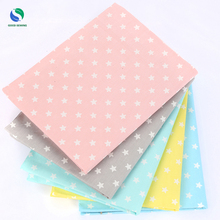 2017 New arrival 40*50cm 5pcs/lot Cotton fabric tecidos sewing Baby bedding tissu DIY dolls Cloth Patchwork quilting fabric F30