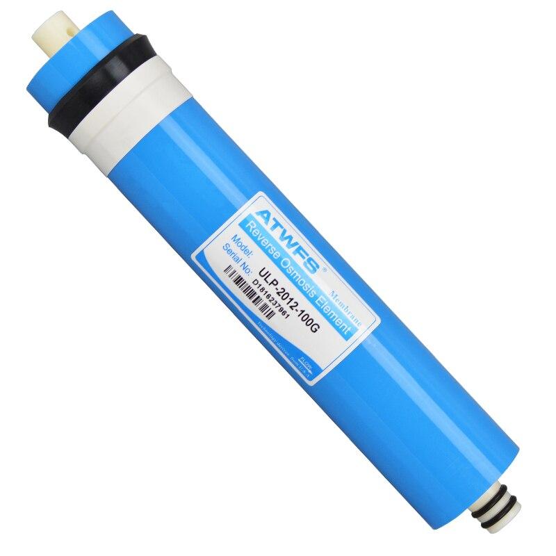 ATWFS New 100 gpd RO Membrane Water Filter Reverse Osmosis Membrane RO Water Filter System Cartridge<br><br>Aliexpress