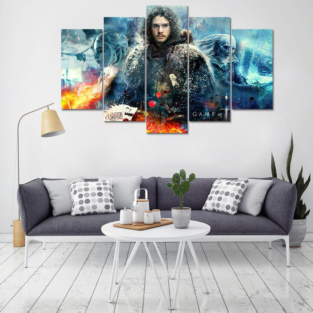 Game of Thrones Jon snow1