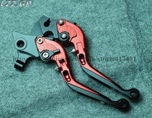 Buy HOT Street Bikes CNC Extendable foldable Extending Brake Clutch Levers Honda CBR500R CB500F CB500X 2013-2014 8-Colors for $38.68 in AliExpress store