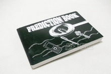 Prediction Book - Magic Tricks,Close-Up,Illusions,Gimmick,Comedy,For Kids