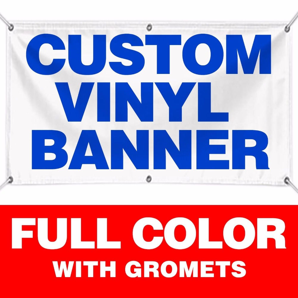 Online Get Cheap Vinyl Banners Aliexpresscom Alibaba Group - Vinyl banners with grommets