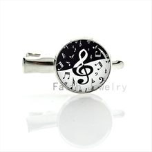 Stylish Treble Clef Wave hairgrips vintage musical treble clef hairpin music fans lovers hair clip pins party jewelry gifts T610