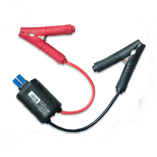 Update Emergency Lead Cable Battery Alligator Clamps Clip For Car Truck Jump Starter Charging Starting System Battery Wire(China)