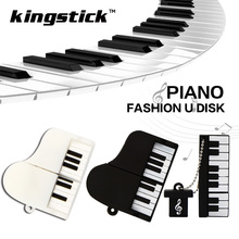 Lovely USB Flash 16GB 8GB Super Mini Piano Memory Stick 32GB pendrive  USB Flash Drive 4GB Pen Drive U Disk USB 2.0