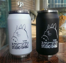 Creative Cartoon Vacuum Thermos Mug Novelty Gifts Stainless Steel Cup 300ml Thermomug
