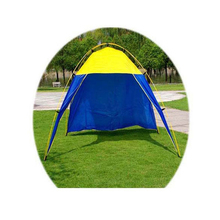 2 Person Outdoor Summer Fishing Camping Beach Seaside Easy Set Sun Shelter Shade Anti UV Waterproof Roof Tent Awning Tabernacle