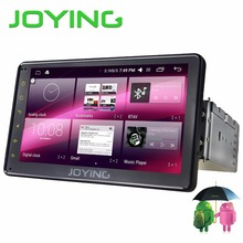 "JOYING 2GB+32GB Android 6.0 Universal Single 1 DIN 7"" Car Radio Stereo Quad Core Head Unit Support PIP Steering Wheel Camera(China)"