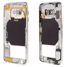 OEM for Samsung Galaxy S6 S 6 SM-G920 Middle Housing Cover Frame Smartphone Replace Part Mobile Phone Repair Parts Relacement