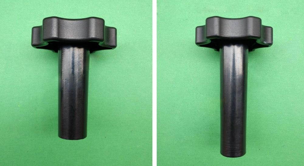 Soft Ice Cream Machine Screws New Parts 2 pcs Long Bolt Screws + 2 pcs Short Bolt Screws<br>