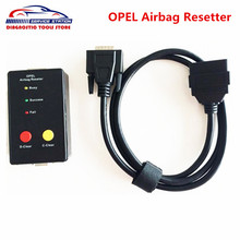 High Quality For OPEL Airbag Reset Tool OBD2 for Opel airbag resetter crash data eraser