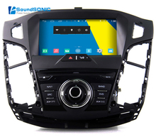 For Ford For Focus 3 2012 2013 2014 2015 Android 4.4.4 S160 Automotivo In Dash Car PC Auto Monitor Car Radio DVD GPS Autoradio
